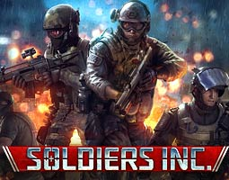 Africa's Reality in Soldiers Inc Online MMO Strategy Game