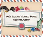 1001 Jigsaw World Tour American Puzzle game