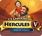 12 Labours of Hercules: Kids of Hellas game