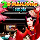 2D Mahjong Temple game