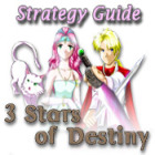 3 Stars of Destiny Strategy Guide game