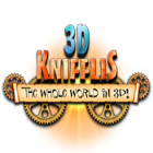 3D Knifflis: The Whole World in 3D! game