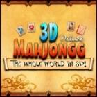 3D Mahjong Deluxe game