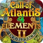 4 Elements II - Call of Atlantis Treasures of Poseidon Double Pack game