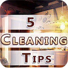 Five Cleaning Tips game