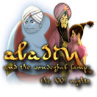 Aladin and the Wonderful Lamp: The 1001 Nights game