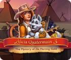 Alicia Quatermain 3: The Mystery of the Flaming Gold game