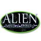 Alien Hallway game