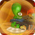 Alien vs Robots: The Conquest game