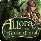 Allora and The Broken Portal game