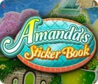 Amanda's Sticker Book game