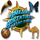 Amazing Adventures: The Lost Tomb game