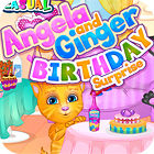 Angela Ginger Birthday Surprise game