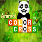Animal Color Cross game