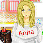 Anna's Delicious Chocolate Cake game