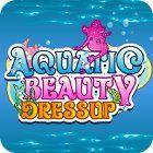Aquatic Beauty Dressup game