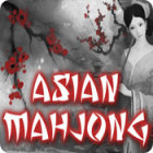 Asian Mahjong game