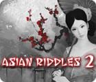 Asian Riddles 2 game