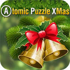 Atomic Puzzle Xmas game
