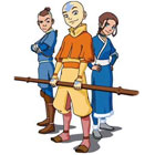 Avatar. The Last Airbender: Elemental Escape game