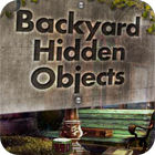 Backyard Hidden Objects game