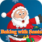 Baking With Santa game