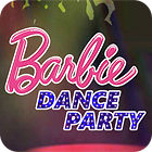 Barbie Dance Party game