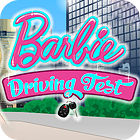 Barbie Driving Test game