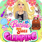 Barbie Goes Glamping game