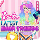 Barbie Latest Hair Trends game
