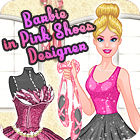 Barbie in Pink Shoes Designer game