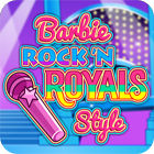 Barbie Rock and Royals Style game