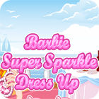 Barbie Super Sparkle DressUp game