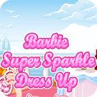 Barbie Super Sparkle DressUp game