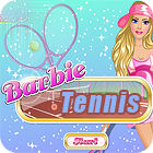 Barbie Tennis Style game