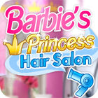 Barbie Princess Hair Salon game
