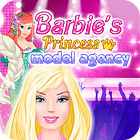 Barbies's Princess Model Agency game