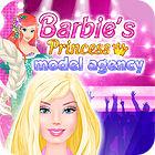 Barbies's Princess Model Agency game