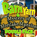 Barn Yarn & Mystery of Mortlake Mansion Double Pack game