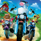 Barnyard: Otis' Chopper Challenge game