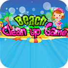 Beach Clean Up Game game