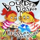Boulder Dash Treasure Pleasure game