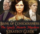 Brink of Consciousness: The Lonely Hearts Murders Strategy Guide game