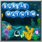 Bubble Mayhem game