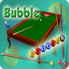 Bubble Snooker game