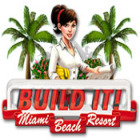 Build It! Miami Beach Resort game