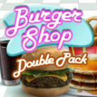 Burger Shop Double Pack game