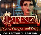 Cadenza: Music, Betrayal and Death Collector's Edition game