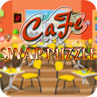 Cafe Swap. Puzzle game