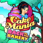 Cake Mania: Back to the Bakery game